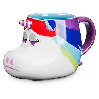 Rainbow Unicorn Mug, Inside Out