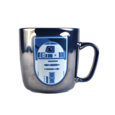 R2-D2 Metallic Embossed Mug, Star Wars