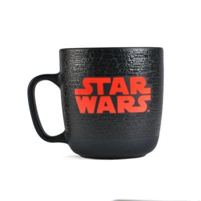 Taza con relieves de Darth Vader, Star Wars