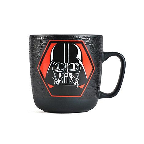 Tazza con rilievo Darth Vader, Star Wars