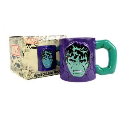 Hulk Embossed Mug, Marvel