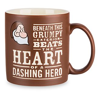 Walt Disney World Grumpy Quote Mug