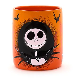 Disney Store Jack Skellington Couple Mug