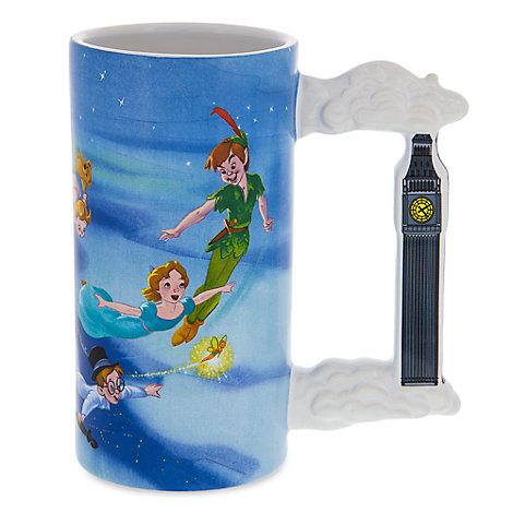 Peter Pan Figural Mug