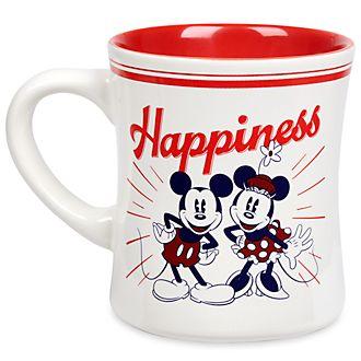 Disney Store Mug Mickey et Minnie rouge, Fall Fun