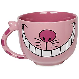Disney Store Mug chat du Cheshire, collection Oh My Disney