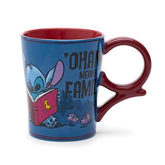 Walt Disney World Mug Stitch