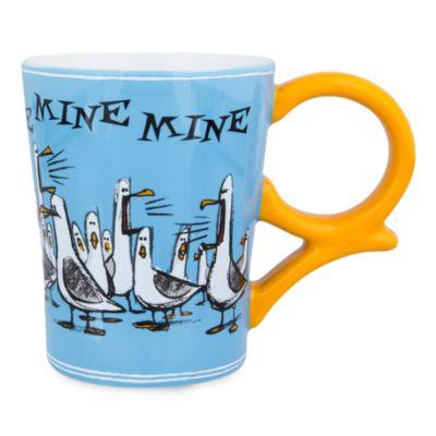 Walt Disney World Seagulls Mug, Finding Nemo