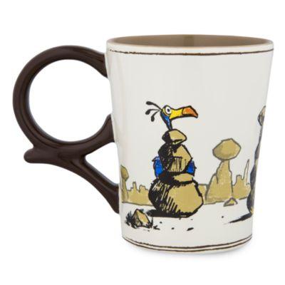 Walt Disney World Up Dug Mug