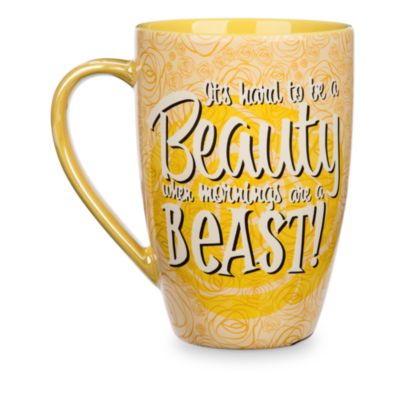 Disney Store Belle Quote Mug