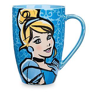 Disney Store - Cinderella - Becher mit Zitat