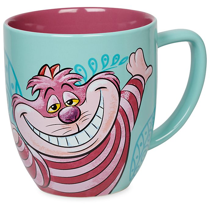 Walt Disney World Mug chat du Cheshire