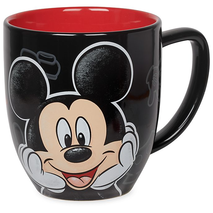 Walt Disney World Mickey Mouse Mug
