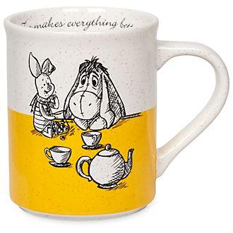 Tazza Winnie The Pooh e i suoi amici collezione Christopher Robin Disney Store