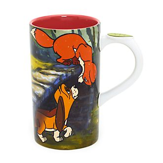 Disney Store The Fox and the Hound Classic Mug