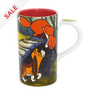 Disney Store The Fox and the Hound Classic Mug
