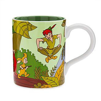 Disney Store Mug Peter Pan style vintage