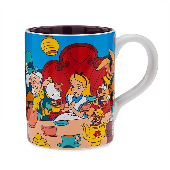 Disney Store Mug Alice au Pays des Merveilles style vintage
