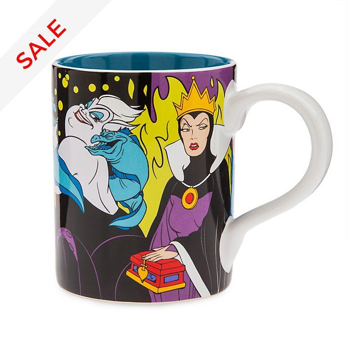 Disney Store Disney Villains Vintage Mug