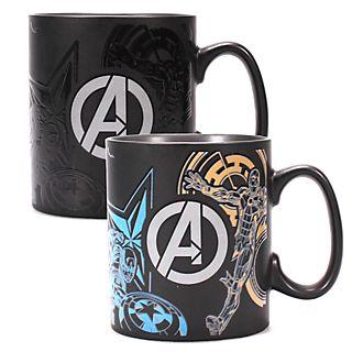 Disney Store - The Avengers - Becher mit Wärmereaktion