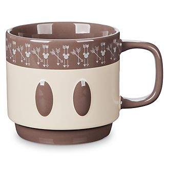 Taza apilable Mickey Mouse Memories, Disney Store (11 de 12)