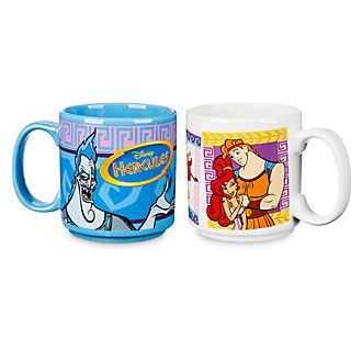Disney Store - Oh My Disney - Hercules - Becher, 2-teiliges Set