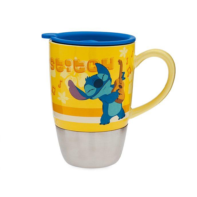 Disney Store Stitch Travel Mug