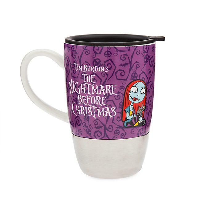 Tazza da viaggio Nightmare Before Christmas Disney Store