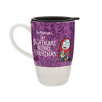 Disney Store The Nightmare Before Christmas Travel Mug