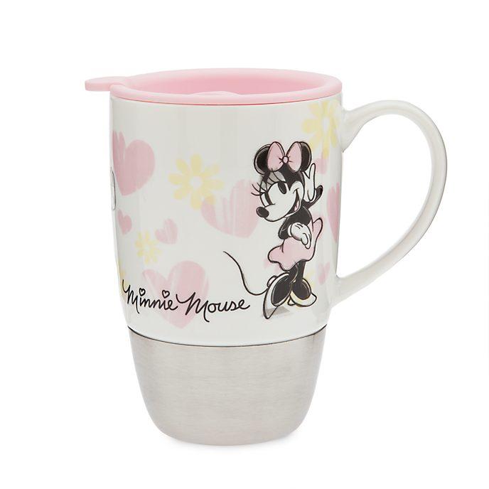 Disney Store Minnie Mouse Travel Mug