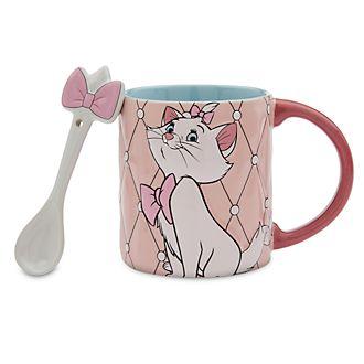 Disney Store Mug et cuillère Marie