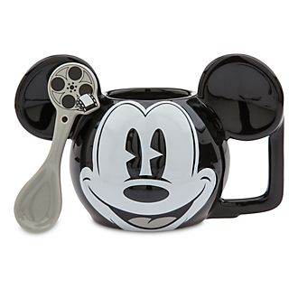 Disney Store Mug et cuillère Mickey Mouse