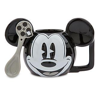Tazza e cucchiaino Topolino Disney Store