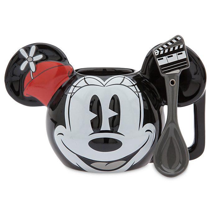 Disney Store Mug et cuillère Minnie Mouse