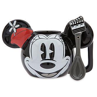 Disney Store - Minnie Maus - Becher und Löffel