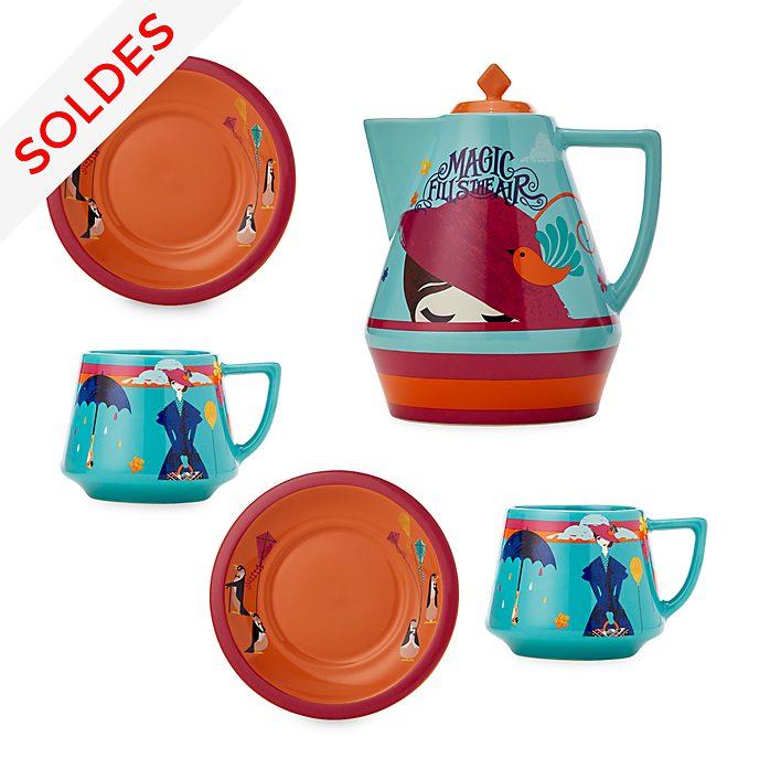 Disney Store Service à thé Le Retour de Mary Poppins
