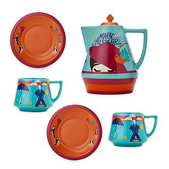 Disney Store Mary Poppins Retuns Tea Set