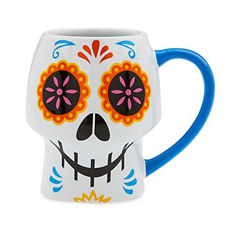 Disney Store Disney Pixar Coco Skull Mug