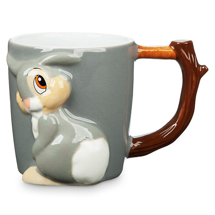 Disney Store Mug Pan-Pan en relief, Bambi