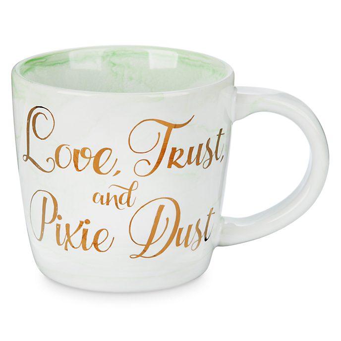 Disney Store Tinker Bell Marble-Effect Mug