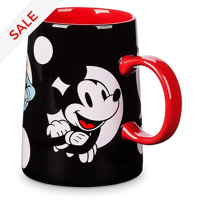 Disney Store Mickey Mouse, Pluto and Donald Duck Disney Eats Mug