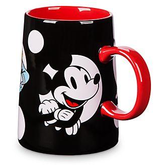 Taza Mickey Mouse, Pluto y Pato Donald Disney Eats, Disney Store