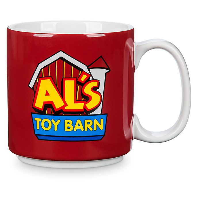 Taza Almacén de juguetes de Al, Toy Story, Disney Store