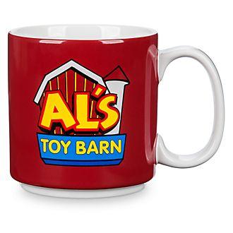 Tazza fienile di Al Toy Story Disney Store