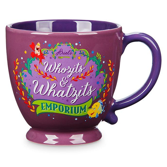 Disney Store The Little Mermaid's Whozits And Whatzits Emporium Mug