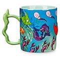 Disney Store Sebastian Mug, The Little Mermaid