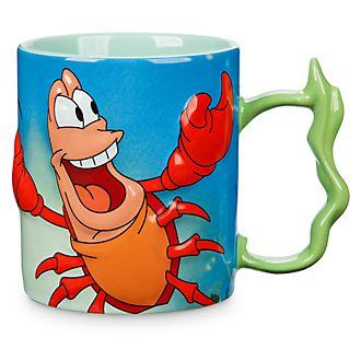 Disney Store Mug Sébastien, La Petite Sirène
