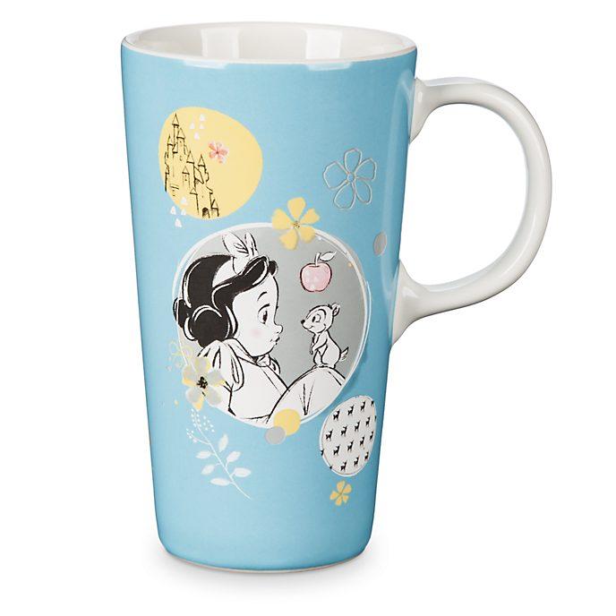 Taza Blancanieves, colección Disney Animators, Disney Store