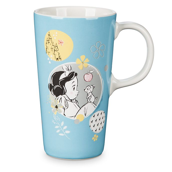 Taza Blancanieves, colección Disney Animators, Disney Store