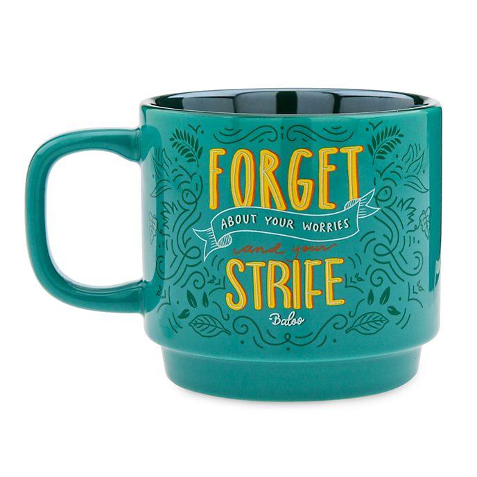 Disney Store Baloo Disney Wisdom Stackable Mug, 3 of 12
